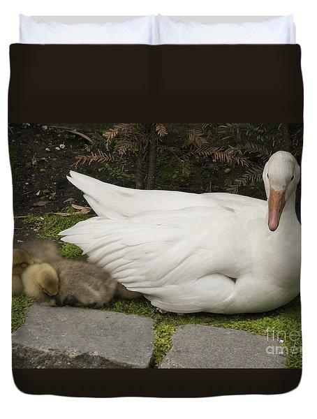Mother Love Duvet Cover