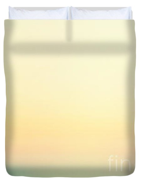 Moving Colors 4 Duvet Cover by K Hines