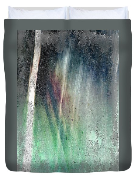 Moving Colors Duvet Cover