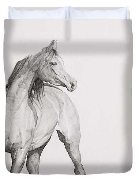 Moving Image Duvet Cover by Emma Kennaway