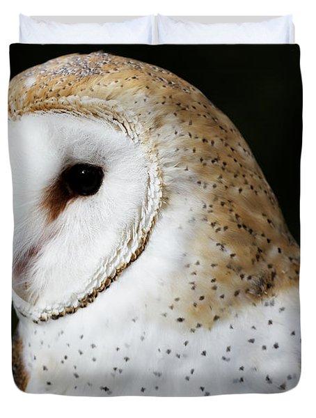 Mr Owl  Duvet Cover
