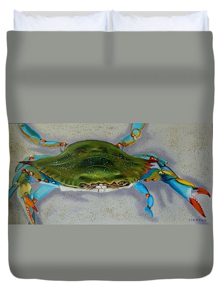 Mr. Sandman Duvet Cover