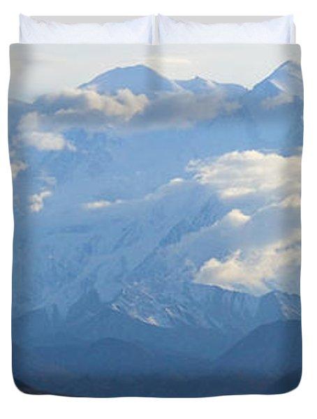 Mt. Denali Duvet Cover
