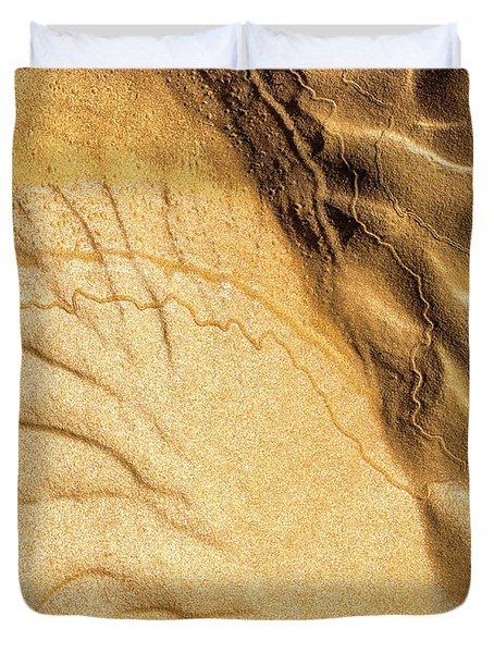 Mud Flare Duvet Cover