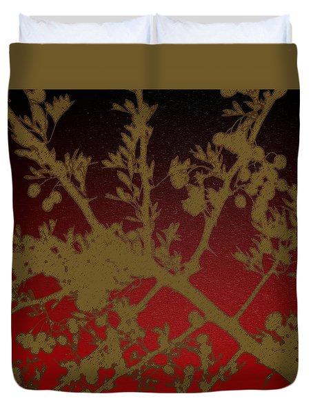 Mullberry Bush Duvet Cover