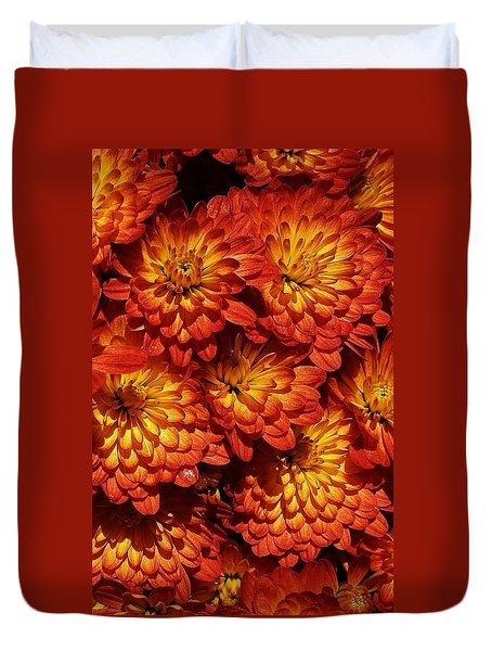 Mums Galore Duvet Cover