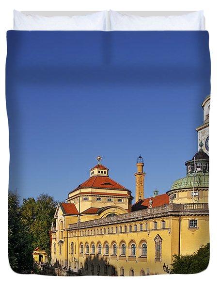 munich mueller 39 sches volksbad au haidhausen photograph by christine till. Black Bedroom Furniture Sets. Home Design Ideas