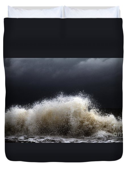 My Brighter Side Of Darkness Duvet Cover
