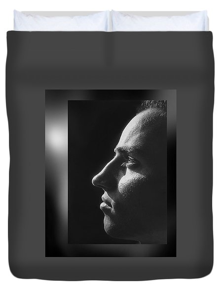Just  Don' T  Smoke  Duvet Cover by Hartmut Jager