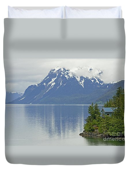 My Dream Home Duvet Cover by Nick  Boren