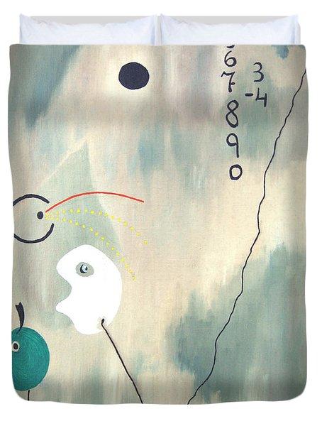 My Miro Duvet Cover