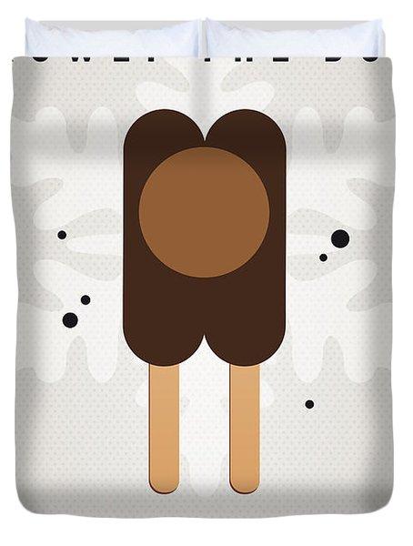 My Muppet Ice Pop - Rowlf Duvet Cover by Chungkong Art
