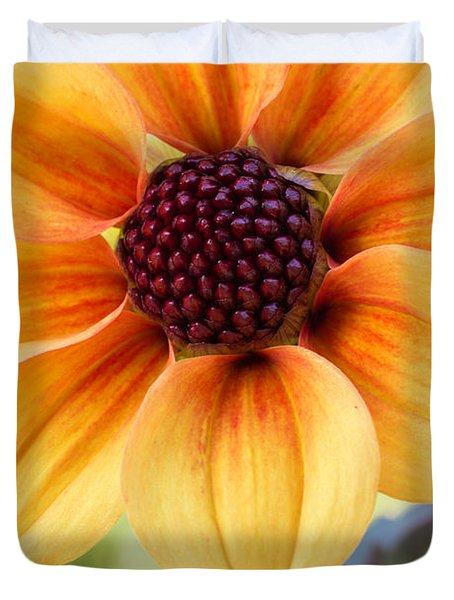 My Sunshine Duvet Cover by Heidi Smith