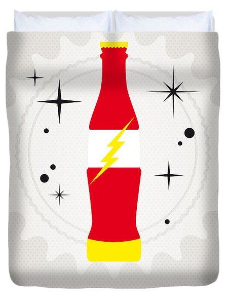 My Super Soda Pops No-18 Duvet Cover