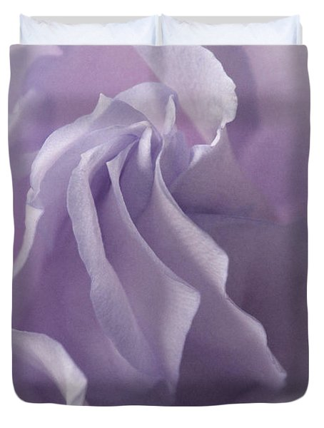 My Sweet Serenity Duvet Cover by The Art Of Marilyn Ridoutt-Greene