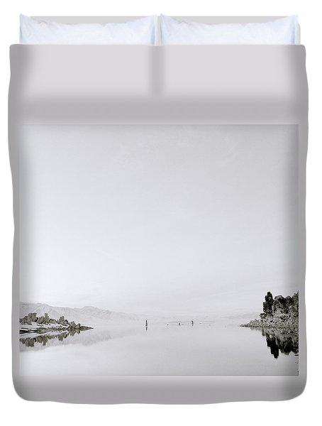 Still Waters Duvet Cover by Shaun Higson