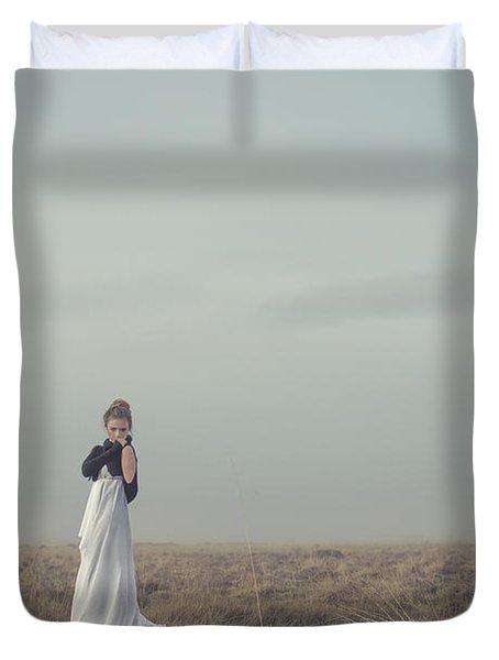 Mystic And Divine Duvet Cover