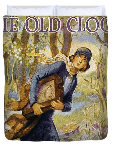 Nancy Drew Cover, 1930 Duvet Cover