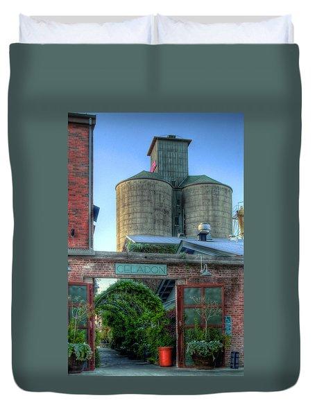 Napa Mill Duvet Cover