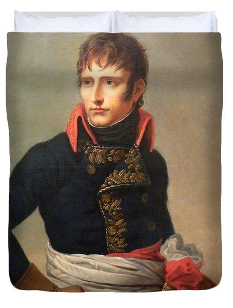 Napoleon Bonaparte As First Consul Duvet Cover