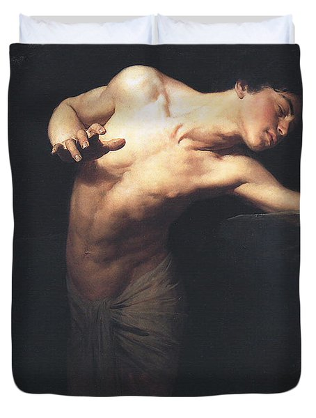 Narcissus  Duvet Cover