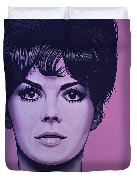 Natalie Wood Duvet Cover