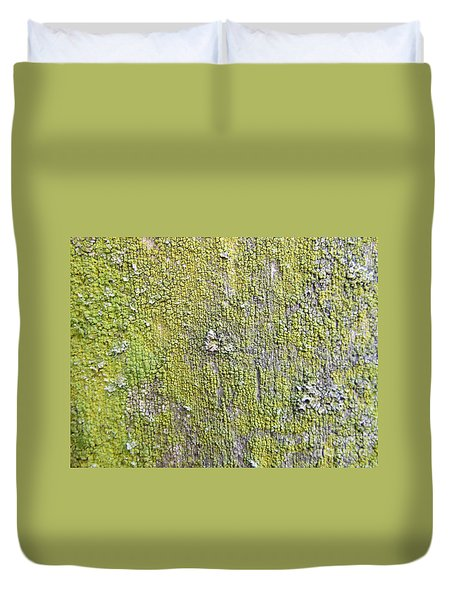 Natural Abstract 1 Duvet Cover