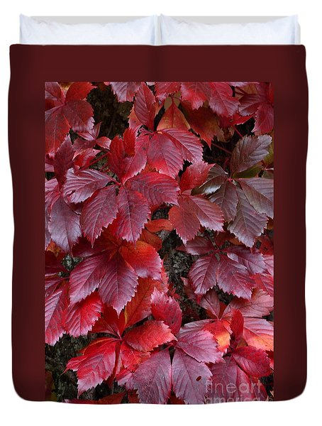 Natural Beauty Duvet Cover