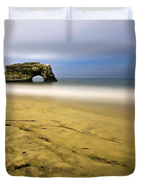 Natural Bridges Duvet Cover