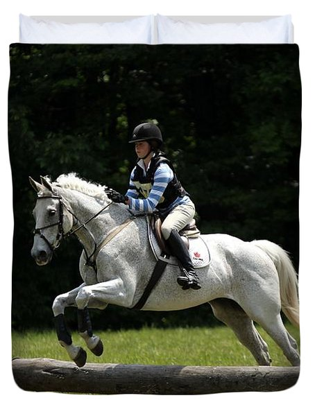 Natural Eventers Duvet Cover