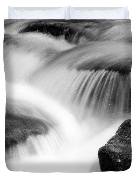 Natural Flow Duvet Cover
