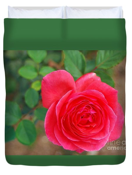 Natural Garden Beauty  Duvet Cover