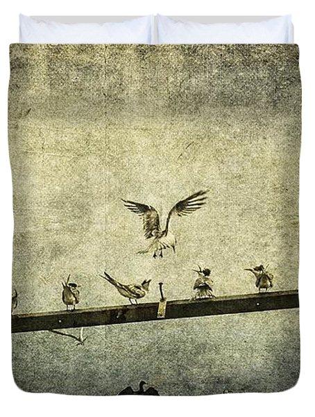 Natural Order Duvet Cover by Andrew Paranavitana