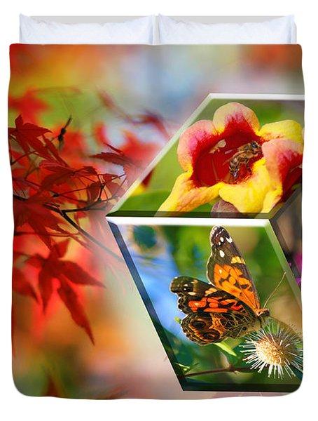 Natural Vibrance Duvet Cover