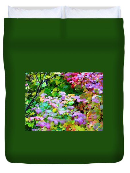 Nature Spirit Duvet Cover