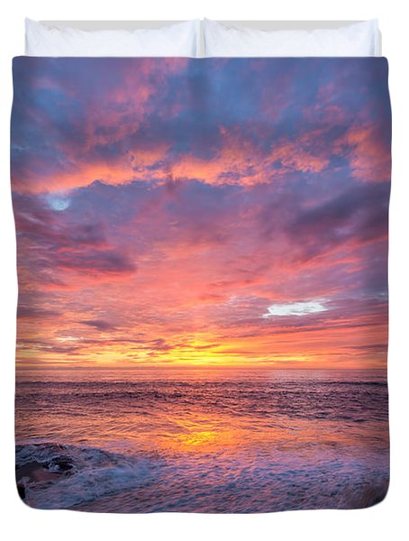 Nature's Beauty Duvet Cover