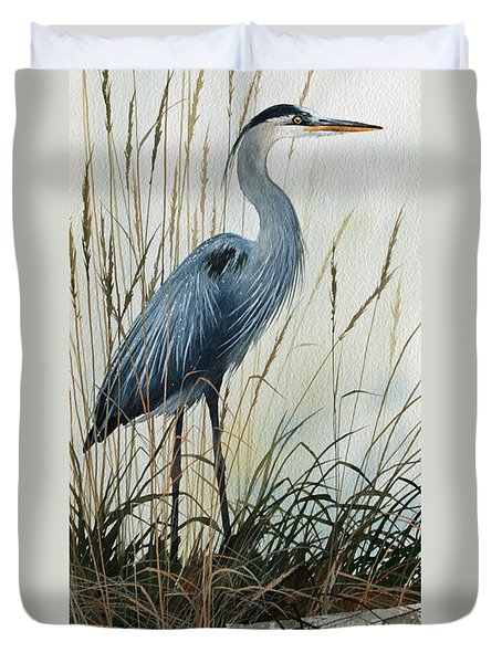 Natures Gentle Stillness Duvet Cover