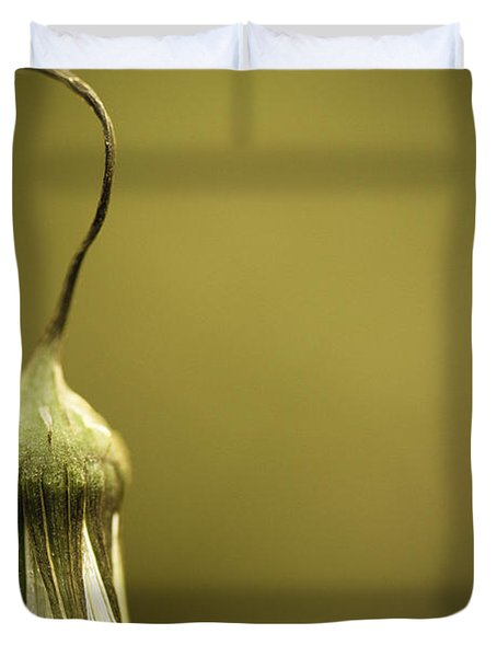 Nature's Little Lamp Duvet Cover