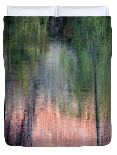 Nature's Mirror Duvet Cover