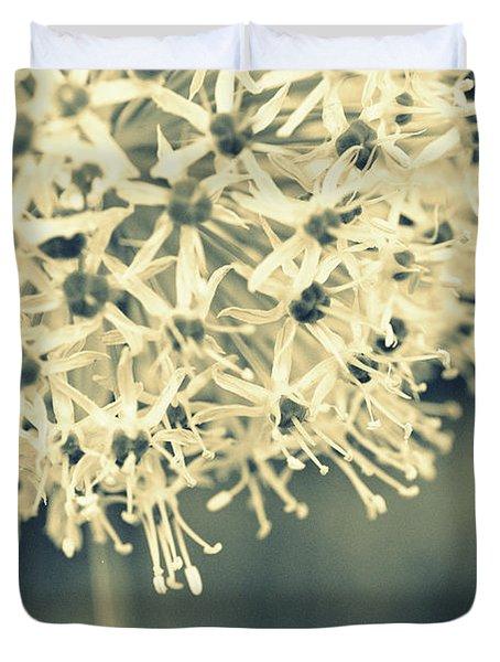 Nature's Popcorn Ball Duvet Cover
