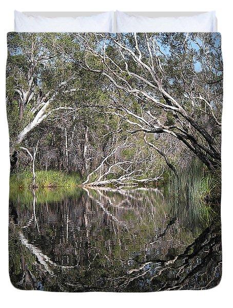 Natures Portal Duvet Cover