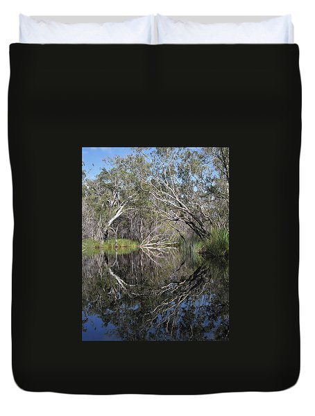 Natures Portal Duvet Cover