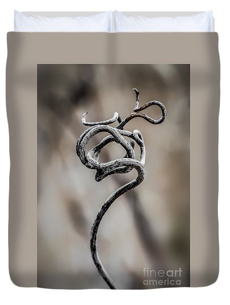 Natures Sculpture Duvet Cover
