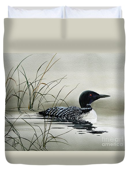Nature's Serenity Duvet Cover