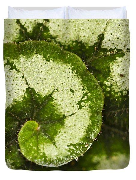Natures Spiral Duvet Cover