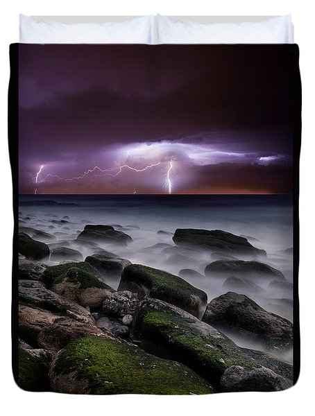 Nature's Splendor Duvet Cover