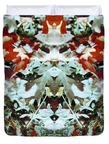 Expansive Impetus Duvet Cover