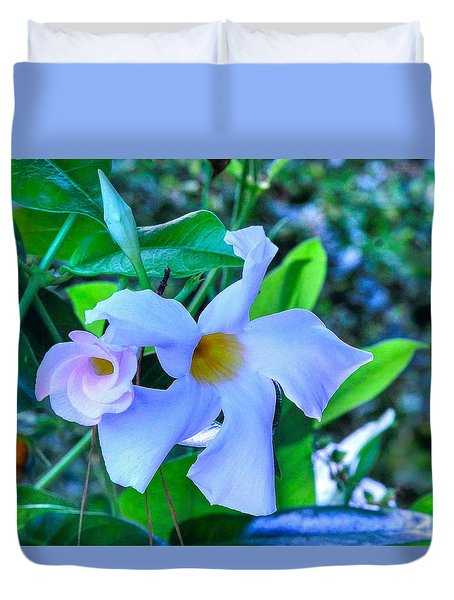 Flower 14 Duvet Cover