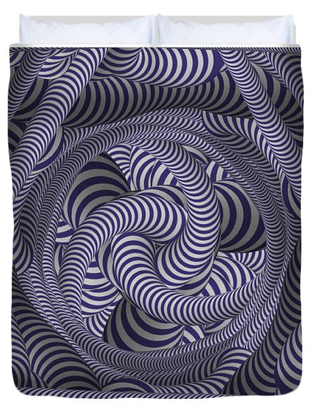 Nautical Coloured Design Duvet Cover