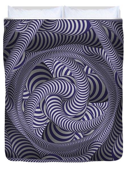 Nautical Coloured Design Duvet Cover